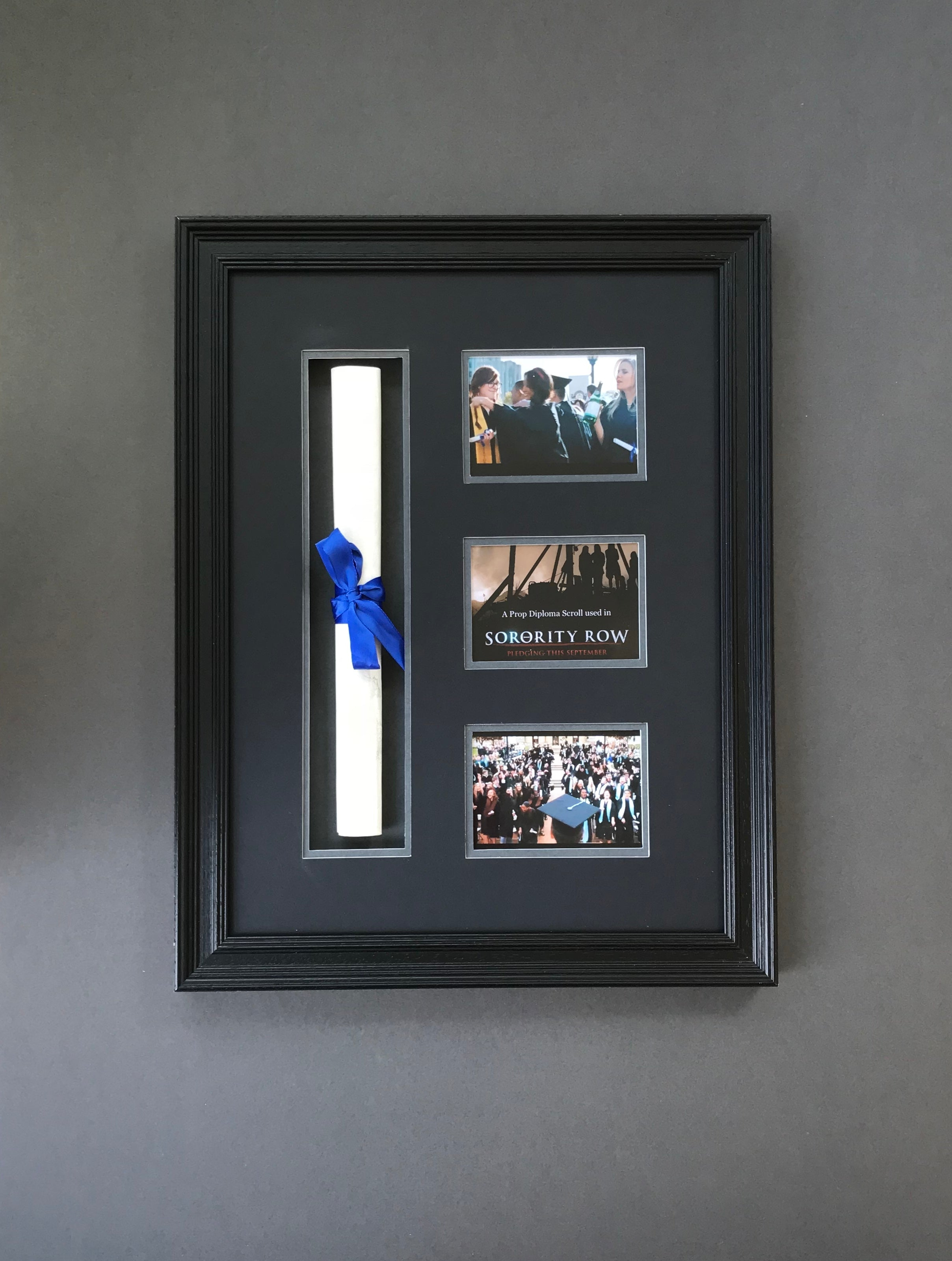 Sorority Row (2009) - A Prop Diploma Scroll