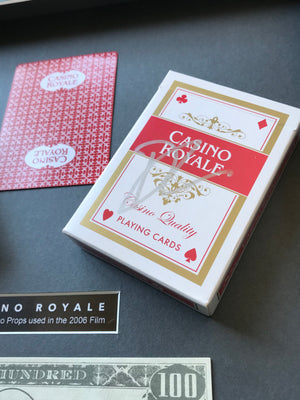 Casino Royale (2006) - Props from the Salon Privé