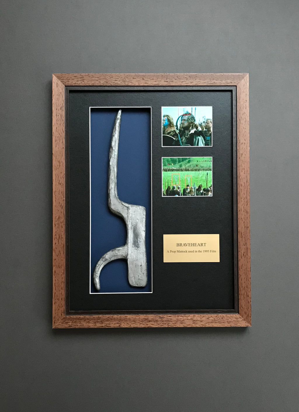 Braveheart (1995) - A Stunt Mattock used in the Film (SOLD)