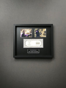 The Dark Knight (2008) - A Framed Prop 'Joker' Banknote (SOLD)