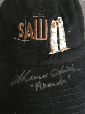 Saw II (2005) - A Crew Cap Signed by Shawnee Smith