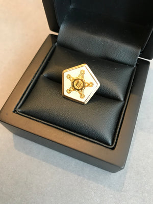 X-Men 2 (2003) - A Secret Service Lapel Pin worn in the Film