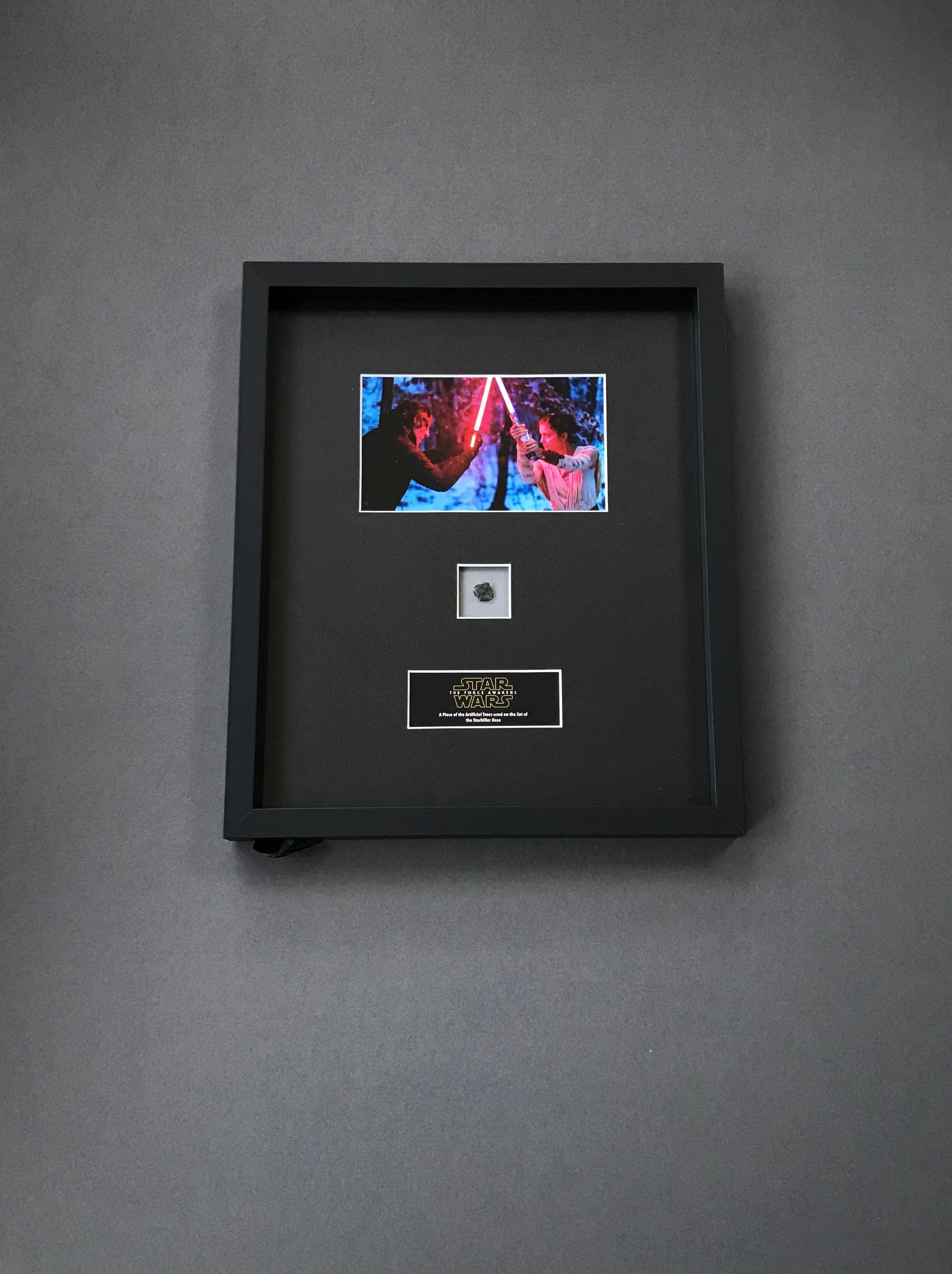 Star Wars: The Force Awakens (2015) - A Piece of the Starkiller Set (SOLD)