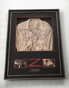 The Mask of Zorro (1998) - Zorro's (Antonio Banderas) Hero Shirt