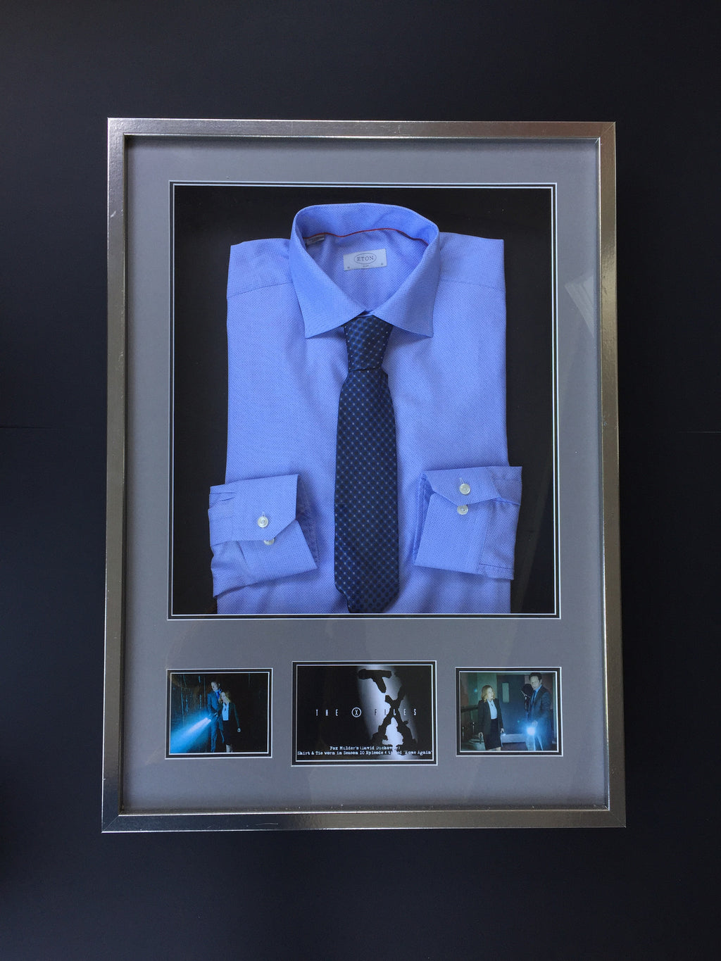 The X Files (TV) - Fox Mulder's Shirt & Tie