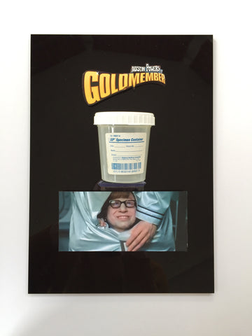 Austin Powers in Goldmember (2002) - Physician's Specimen Cup