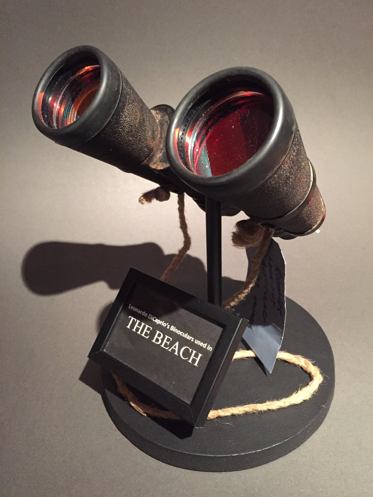 The Beach (2000) - Richard's (Leonardo DiCaprio) Binoculars - SOLD
