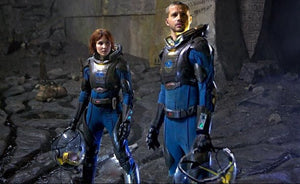 Prometheus (2012) - Space Suit Glove Part - SOLD