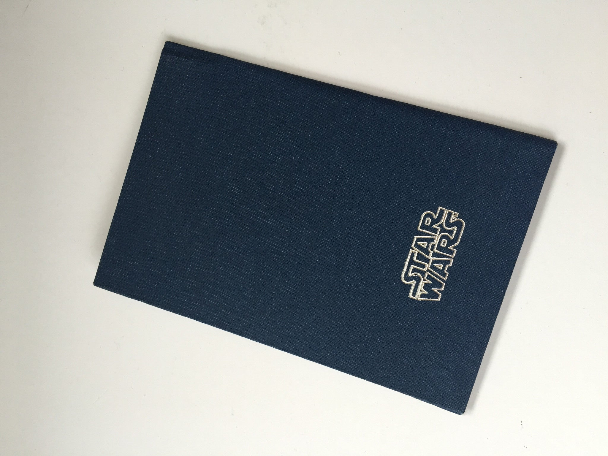 Star Wars: The Empire Strikes Back (1980) - An intergalactic Passport (SOLD)