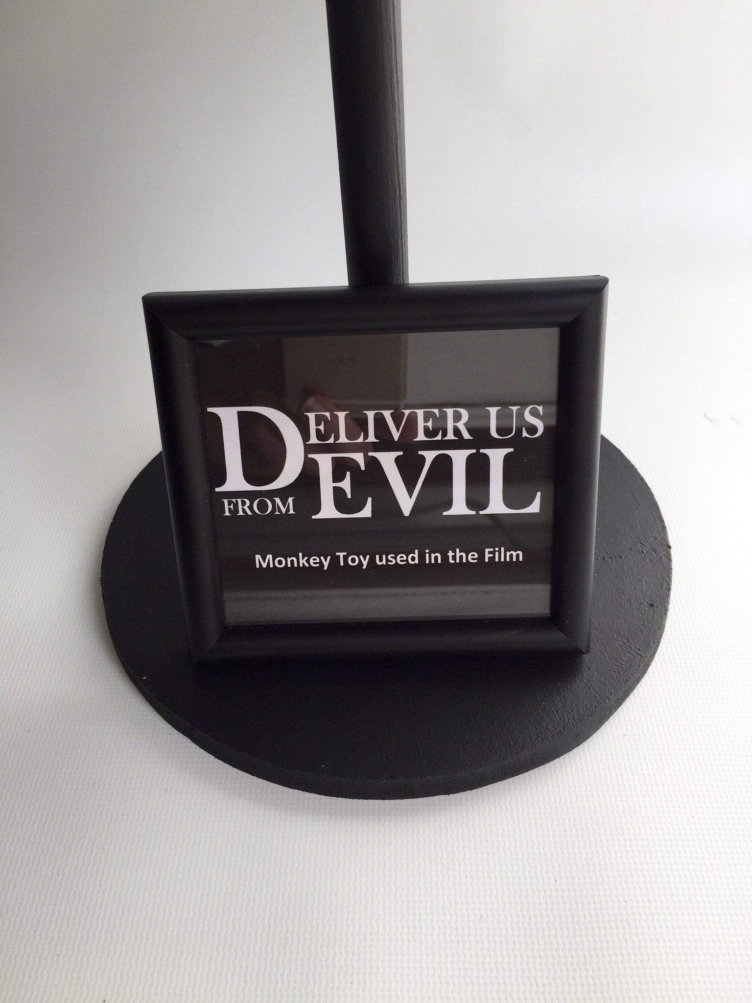 Deliver us from Evil (2014) - Toy Monkey SOLD