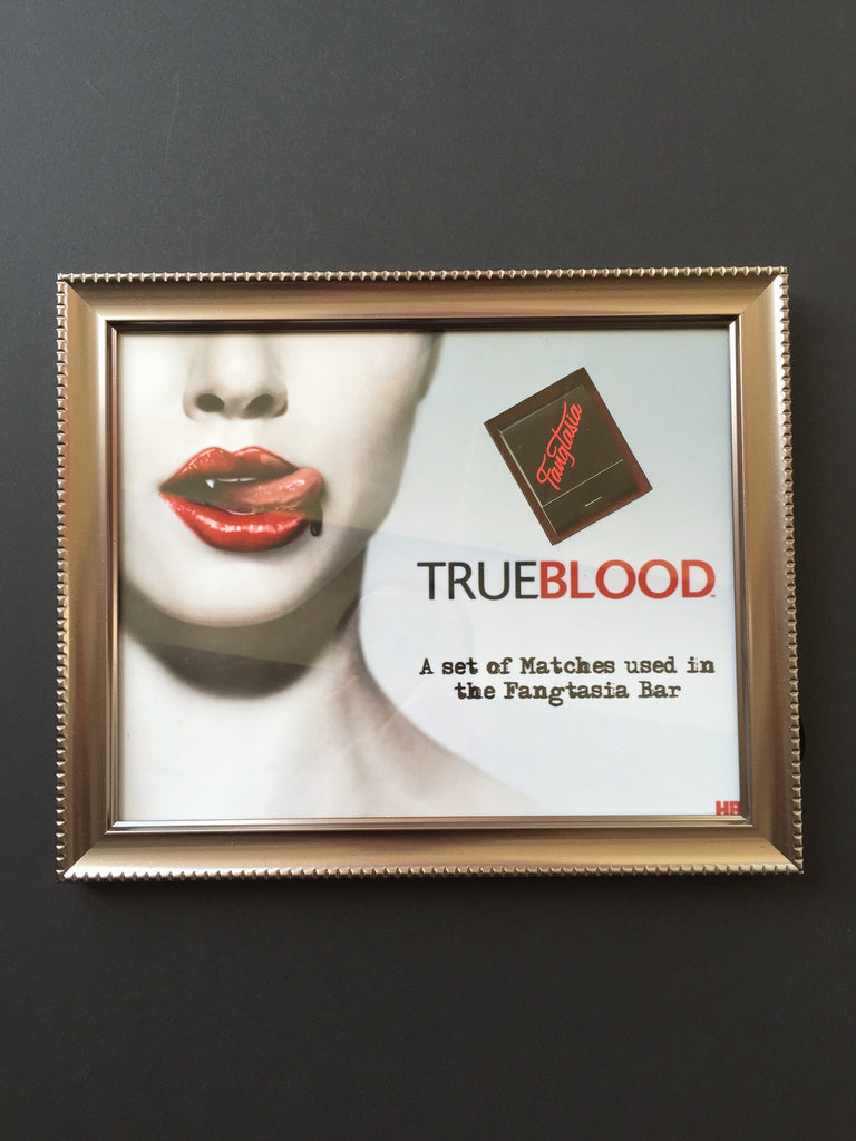 True Blood (TV 2008 - 2014) - Fangtasia Bar Match Set