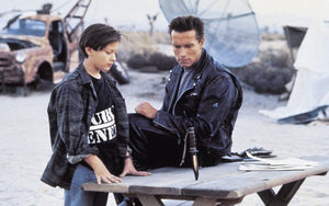 Terminator 2: Judgment Day (1991) - The Terminator's Shirt - SOLD