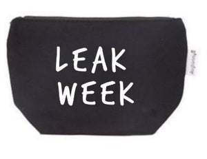 Leak Week Tampon Pouch with Free Gift | Period Bag