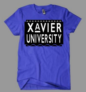 Xavier University Martin-Inspired Shirt
