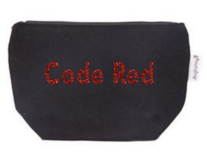 Code Red Tampon Pouch with Free Gift | Period Bag