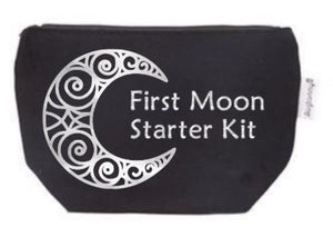 First Moon Tampon Pouch with Free Gift | Period Bag