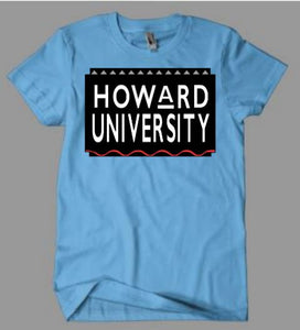 Howard University Martin-Inspired Shirt