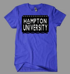 Hampton University Martin-Inspired Shirt