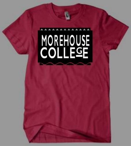 Morehouse College Martin-Inspired Shirt