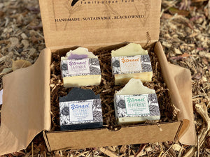 Soap Box Subscription - Four Bars (Gifts)