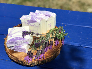 Lavender Handcrafted Soap