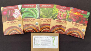 Food Sovereignty Seed Collection