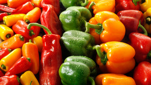 Peppers - A Sweet Variety