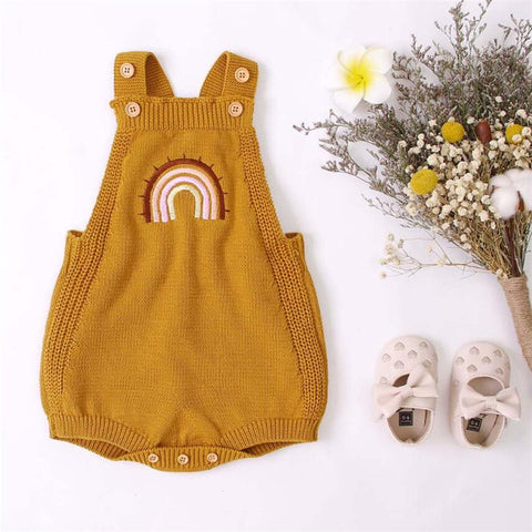 My Knited Cotton Romper
