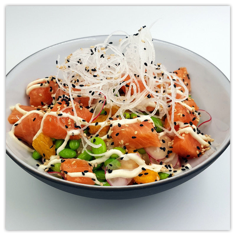 Our top poke bowl recipes