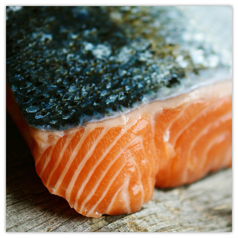 Barbecue salmon, the basics