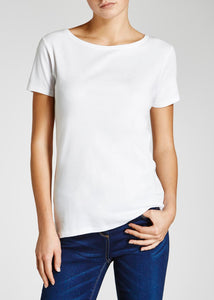 Basic Short Sleeve T-Shirt F460586