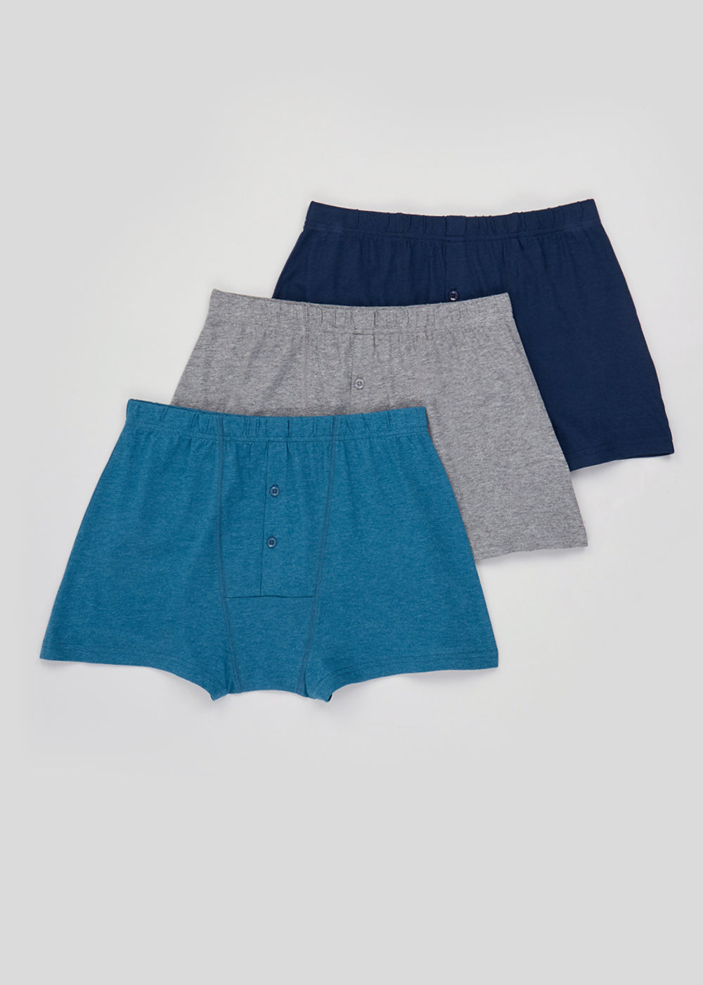 3 Pack Jersey Boxers M211512