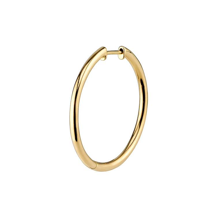 Positano 18k Gold Small Hoops