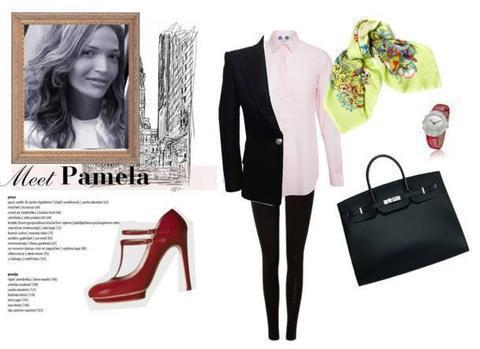Chic, French, Stylish and Amazing meet roccamore ambassador Pamela