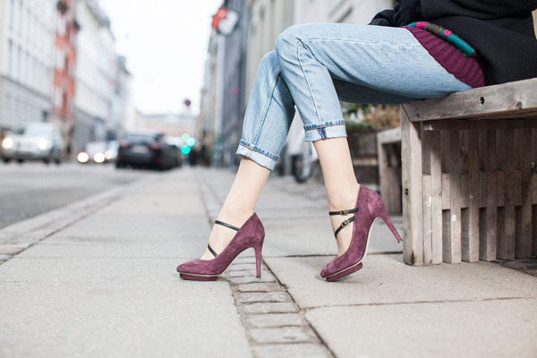 This is why comfortable heels matter