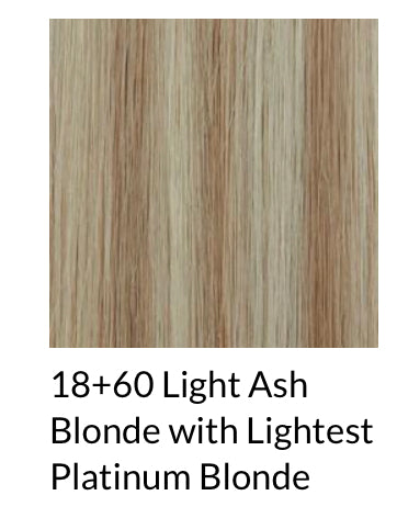 Hair Extensions Tapes Slimline colour 18+60