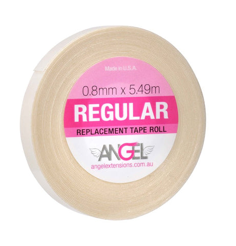 Angel Hair Extensions Tape Roll Regular