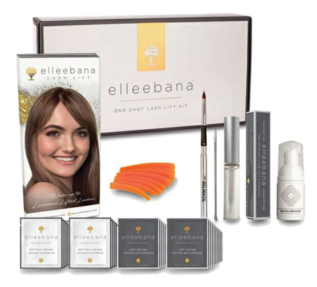 Elleebana Lash Lift One Shot Kit