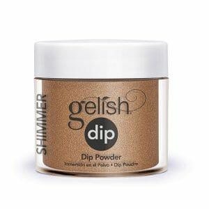 Gelish Dip Powder Bronzed and Beautiful