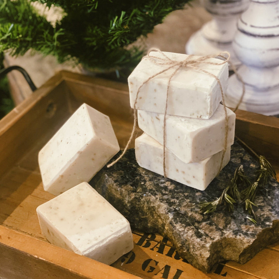 Bar Soap • Tea Tree and Eucalyptus • Full Spectrum
