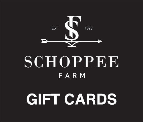 Ω- Schoppee Farm Gift Card -Ω