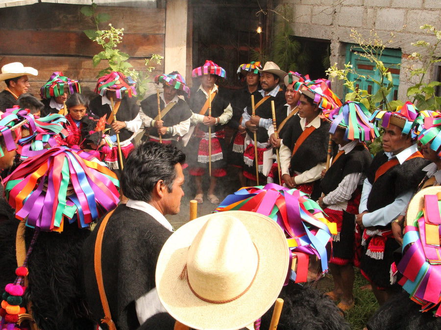 Fiesta ceremonial.
