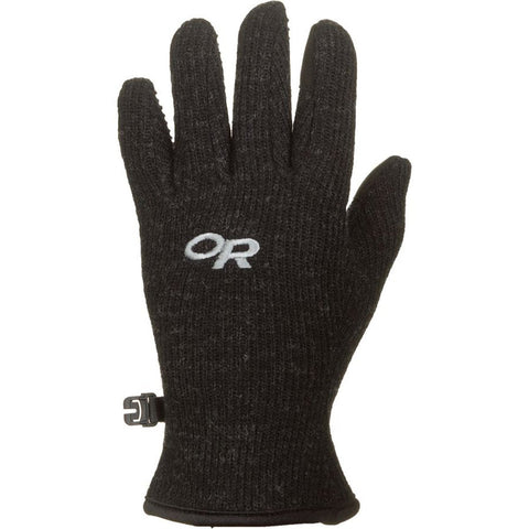 Men's Flurry Sensor Gloves-Outdoor Research-Black-M-Uncle Dan's, Rock/Creek, and Gearhead Outfitters