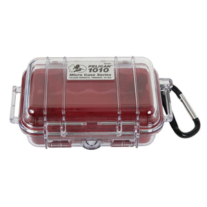 1010 Pellican Micro Case-Northwest River Supplies-Red-Uncle Dan's, Rock/Creek, and Gearhead Outfitters