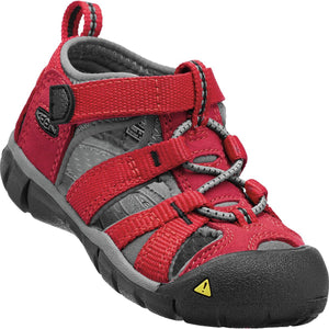 KEEN-toddlers-seacamp-ii-cnx-sandal-1014442_Racing Red/Gargoyle