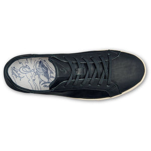 Men's Kahu Pahaha-OluKai-Black/Bone-9.5-Uncle Dan's, Rock/Creek, and Gearhead Outfitters