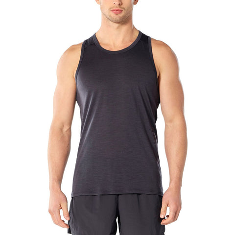 Icebreaker Men's Cool-Lite Amplify Tank-104584_Panther