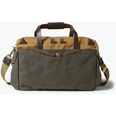 Filson Heritage Sportsman Bag-11070073_Tan/Otter Green