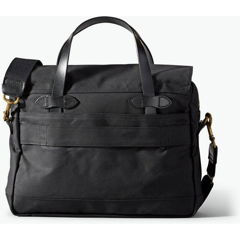 Filson 24-Hour Tin Cloth Briefcase-11070140_Black