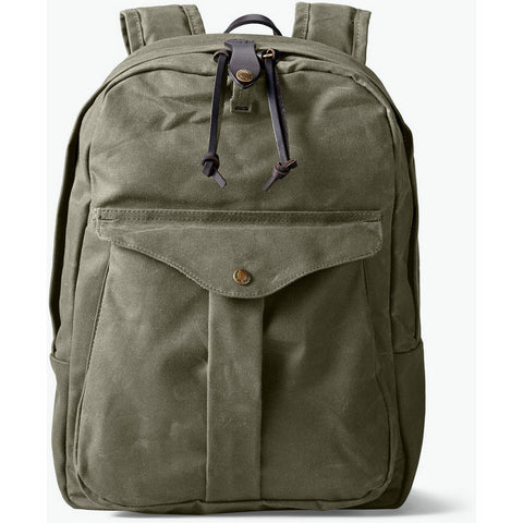 Filson Journeyman Backpack-11070307_Otter Green